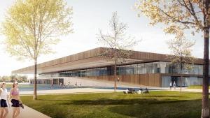 Der neue TUM Campus am Olympiapark