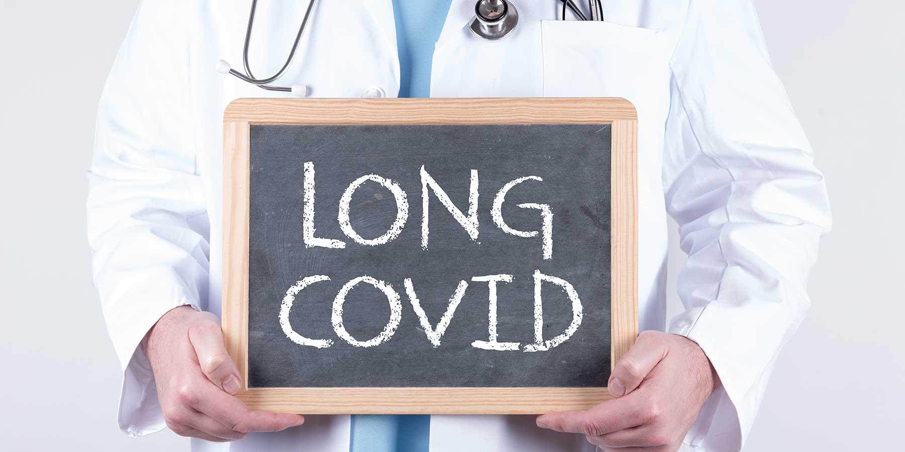 Long-COVID Behandeln